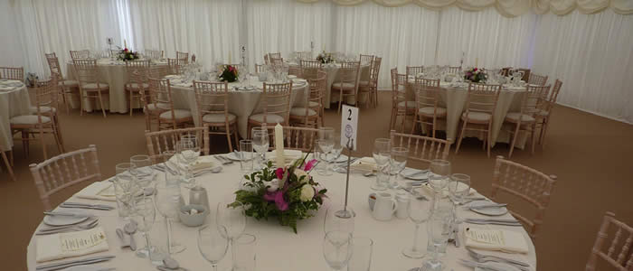 Marquee furniture hire gloucesterhire