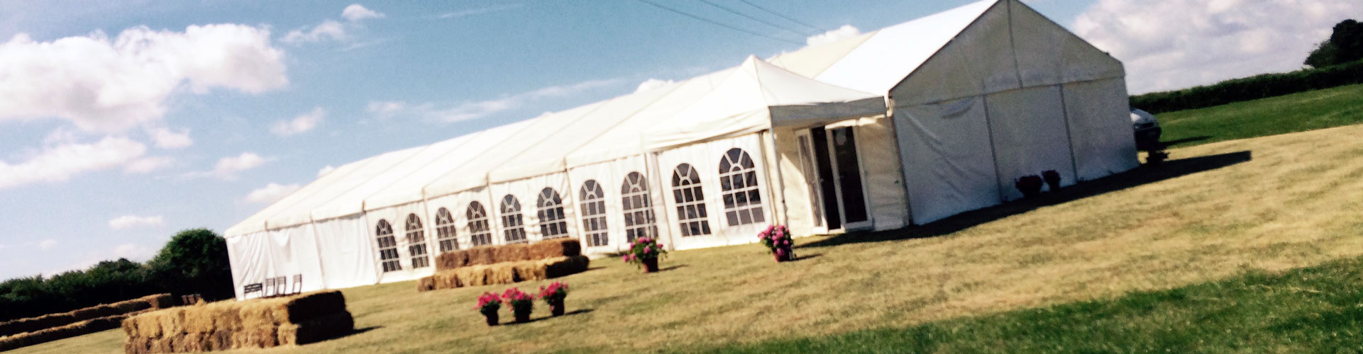 Alpha Hire Marquees...