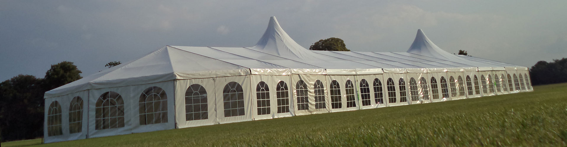 Alpha Hire Marquees