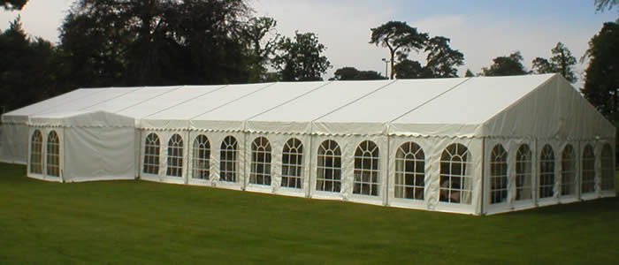 Sporting marquee hire in Gloucestershire - Stroud, Cirencester & Cheltenham