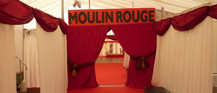 Themed marquee rental in Gloucestershire - Stroud, Cirencester & Cheltenham