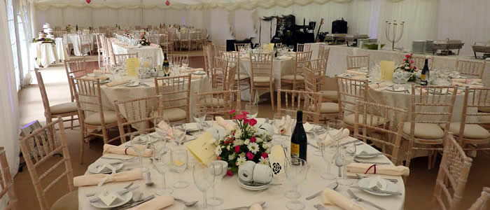 Wedding marquee rental in Gloucestershire - Bristol,  Stroud, Cirencester & Cheltenham