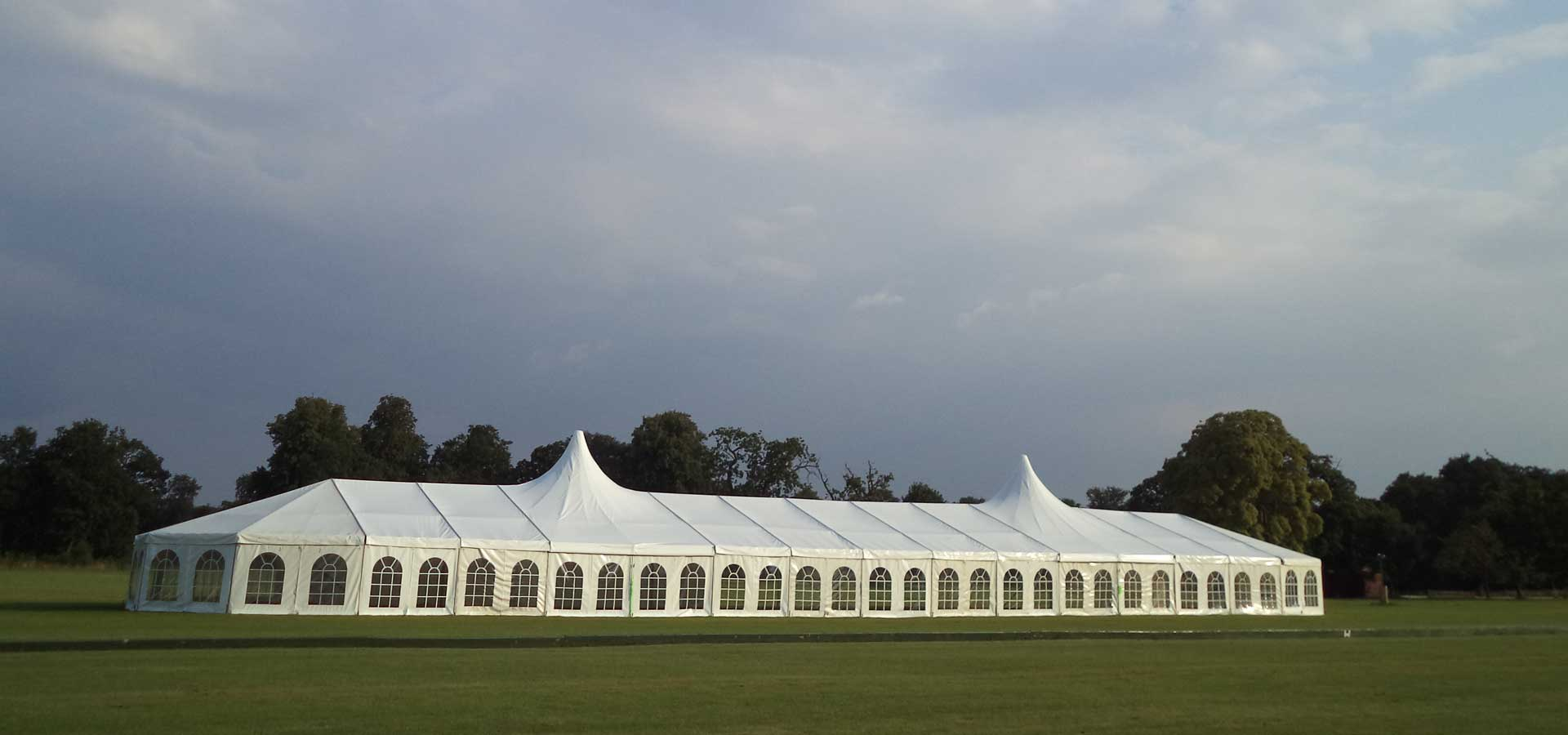Alpha Hire Corporate Marquees